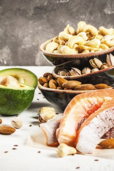 Healthy Fats are Crucial to Success on the Keto Diet.