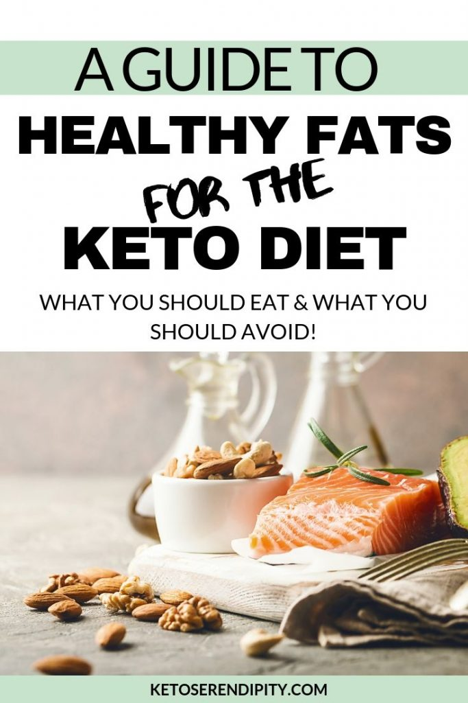Eating enough fat is the key to success on the keto diet. But not all fat is good for you. It's important to know the difference between healthy fat you should be consuming on keto and what fats you avoid.