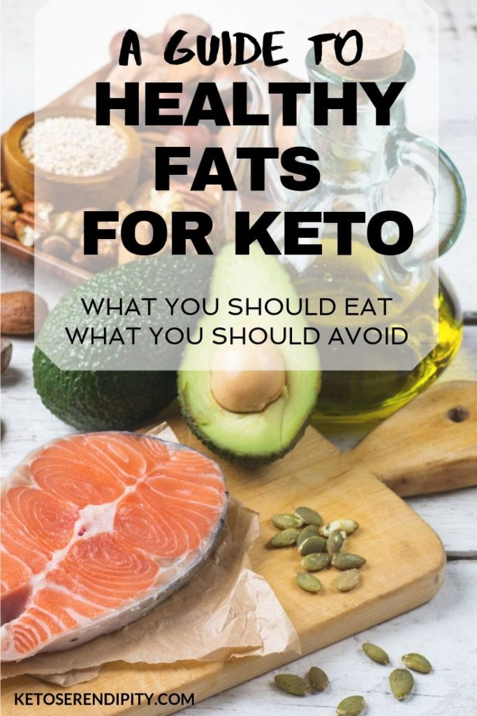 The importance of fat on the keto diet can't be understated. But not all fats are good for you! Learn which are healthy fats for the keto diet and which ones you should avoid!
