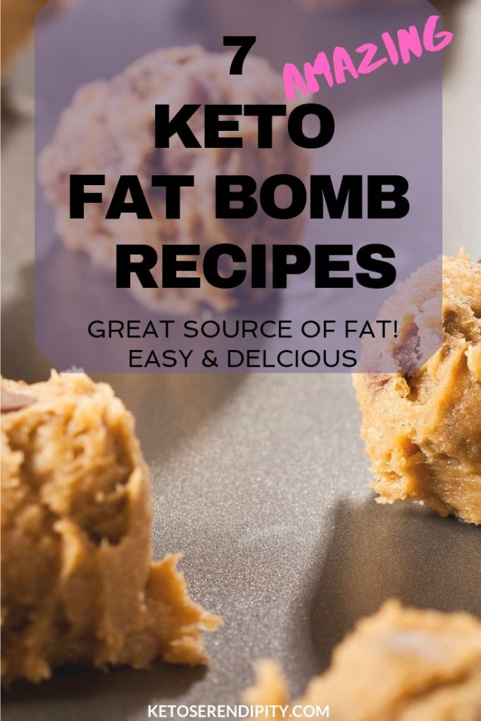 These keto fat bombs are great for those following the keto diet and trying to meet your macros. They're also great if you're not on the keto diet but just want more healthy fats in your diet! #keto #ketofatbombs #ketogenic #ketodiet #diettips