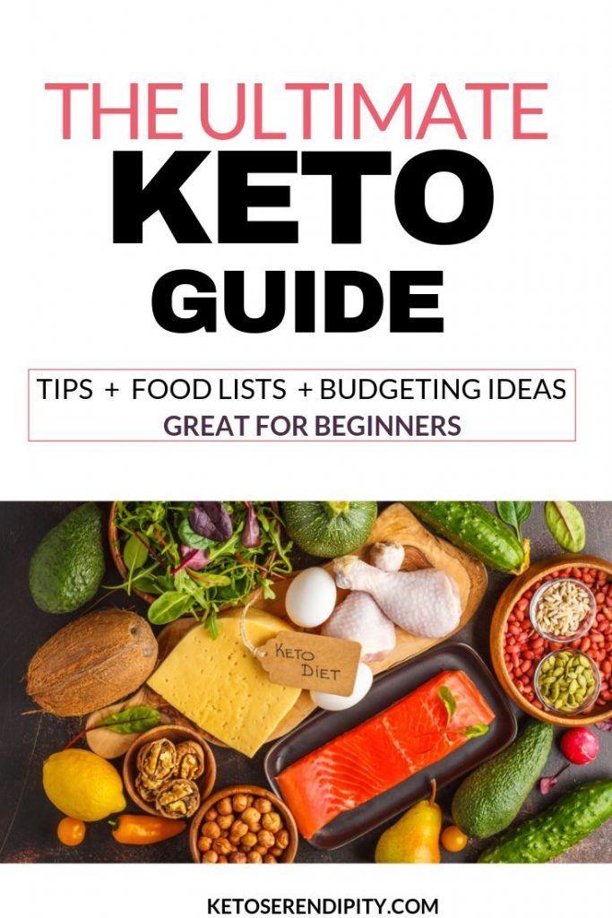 Are you wondering what all the hoopla over the keto diet is all about? The essential keto diet guide answers your questions about how the keto diet works, what benefits you can get from keto, tips, tricks and more!