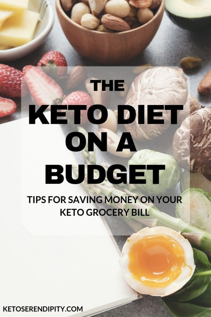 You don't need a second job to foot your grocery bill for the keto diet. These tips will help you do keto on a budget. You'll save money and time!