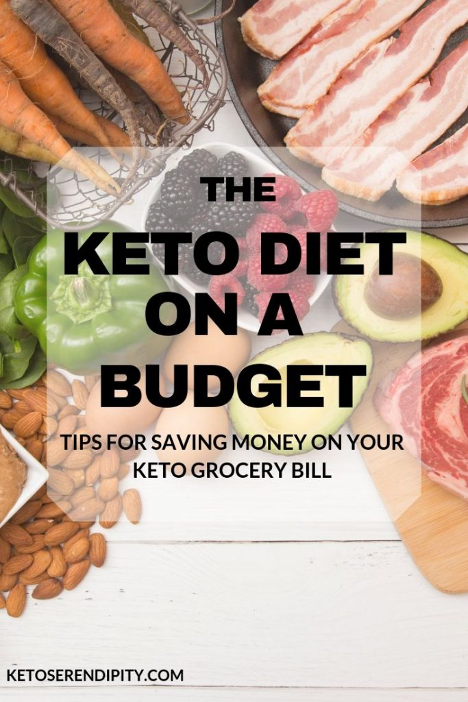 It's a fact that the keto diet can be more expensive. But it's still possible to do keto on a budget! This guide gives you some tips and ideas on how to save money and time and still eat great.