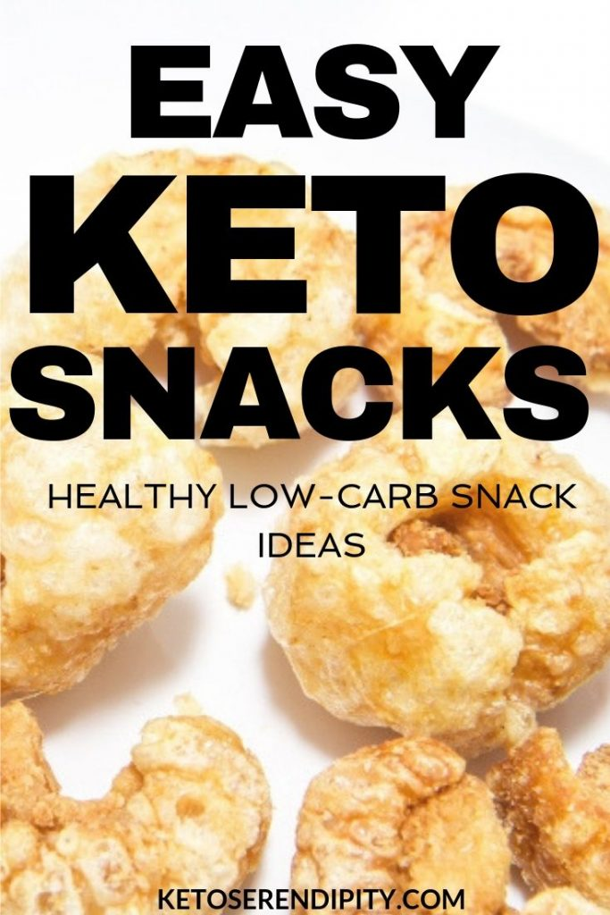 If you're hungry on your keto diet, keto snacks can help. Check out these easy ideas for keto snacks that will help you lose weight!