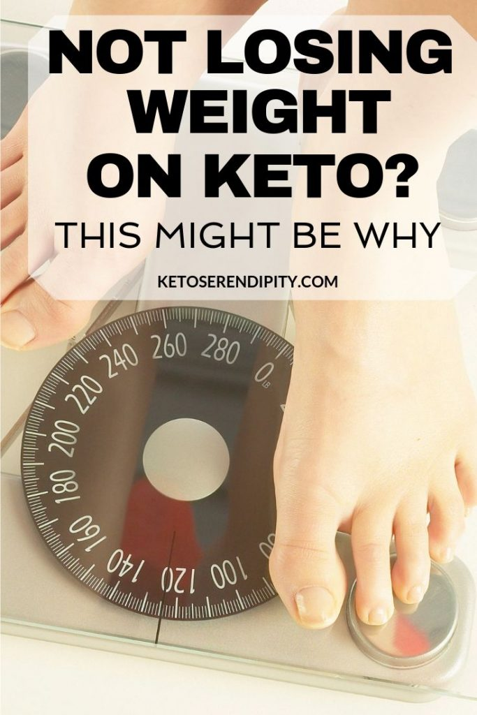 It can be very frustrating to see the keto success stories when you're not losing weight on keto. This post explains the common reasons behind why you might not be losing weight and the steps you can take to get back on track.